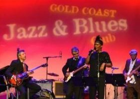 Gold Coast Jazz And Blues Presents A Hot Night In Memphis
