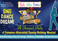 The Kids Who Know Superstar Show A Forest Tale